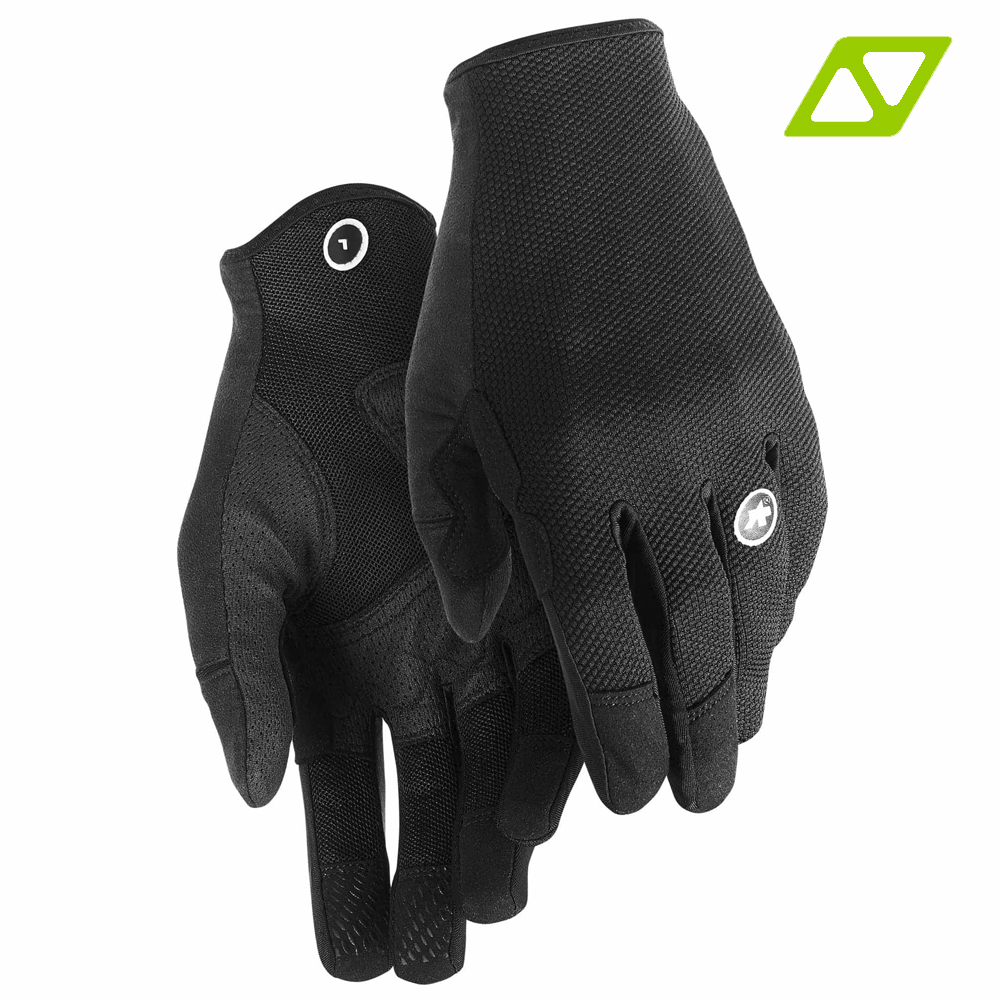 Assos TRAIL FF Gloves Black Series